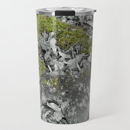 Mossy Stump Travel Mug