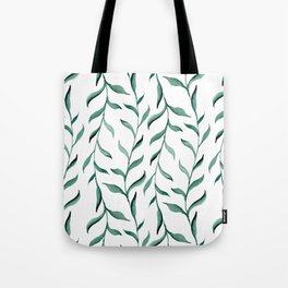 Blue branches. Tote Bag