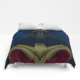 Strong Women Tribute Variant Comforters