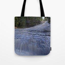 Laughing Whitefish Falls Tote Bag