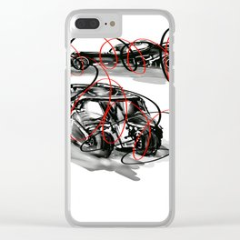 Super cars!! Clear iPhone Case