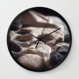 Baking Biscuits art for your kitchen Wall Clock