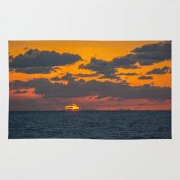 Israel Sunset Rug