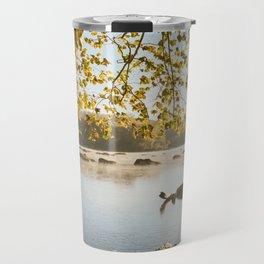 Sunrise On The Potomac (film) Travel Mug