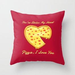 You've Stolen My Heart Throw Pillow