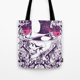 Kill the innocence Tote Bag