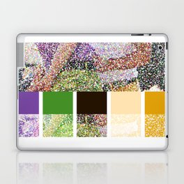 Color You Into My Life Laptop & iPad Skin