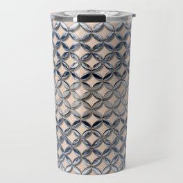 Metal Petals Travel Mug