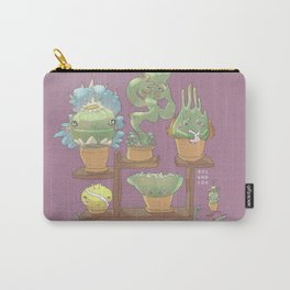 August's Plants Carry-All Pouch