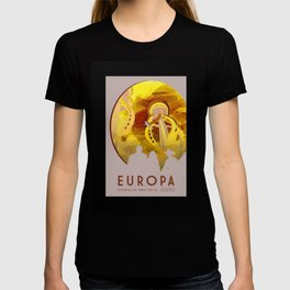 Europa - NASA Space Travel Poster (Alternative) T-shirt