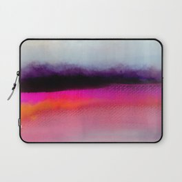 Pink Silver Laptop Sleeve