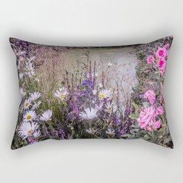 Garden of Eden II Rectangular Pillow