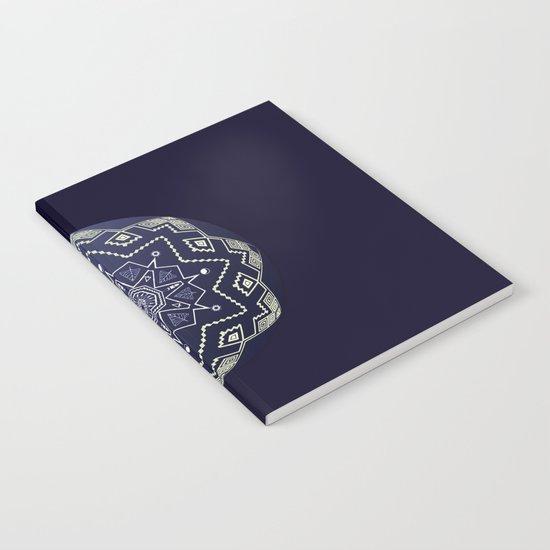 Wedgewood Sphere Mandala Notebook