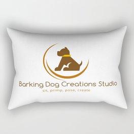 Barking Dog Creations Studio Rectangular Pillow