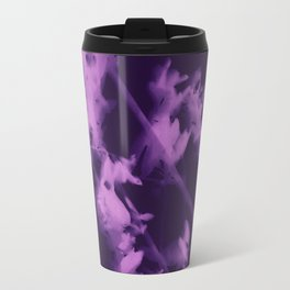 botanical - ultra violet Travel Mug