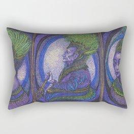 Three Queens Rectangular Pillow