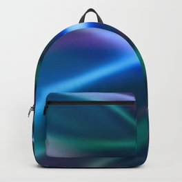 Abstract Composition 424 Backpack