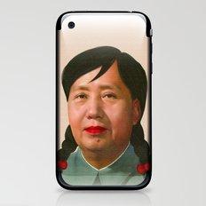 Auntie Mao Mao iPhone & iPod Skin