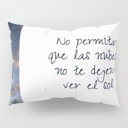 No permitas Pillow Sham