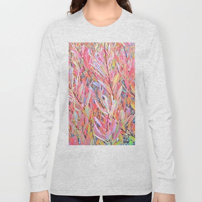 Autumn Pastels Long Sleeve T-shirt