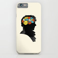 Sherlock Phrenology iPhone 6s Slim Case