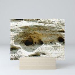 Rock Formation in Kentucky #2 Mini Art Print