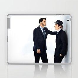 Sterek White Collar AU Laptop & iPad Skin