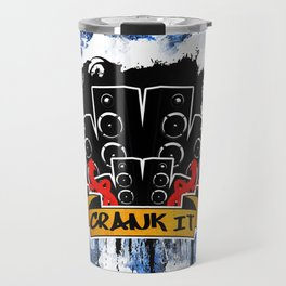 Crank It to Eleven Travel Mug