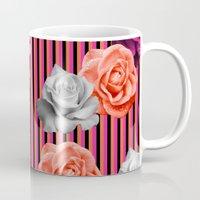 model Mugs featuring Testing Model by Tyler Spangler