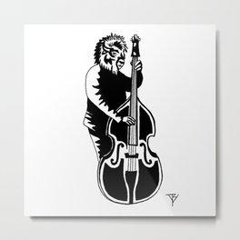 AniMusic (BUFFALO) Metal Print