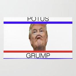 POTUS GRUMP - TRUMP Rug