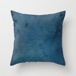 A glitch in time 2 Throw Pillow
