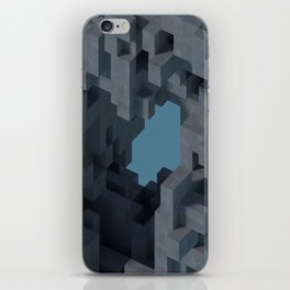 Abstract Concrete II iPhone Skin