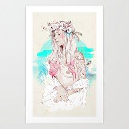 Gioconda Art Print