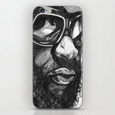 Rick Ross iPhone & iPod Skin