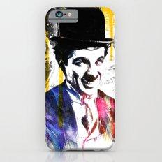 charlie chaplin iPhone 6s Slim Case
