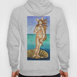 The birth of Sphynx Hoody