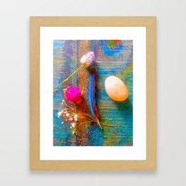 Perks Framed Art Print