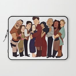 Firefly Crew Hug Laptop Sleeve
