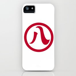 Flag of Nagoya iPhone Case