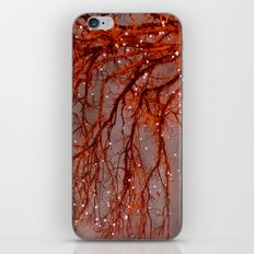 Magical In Red iPhone & iPod Skin