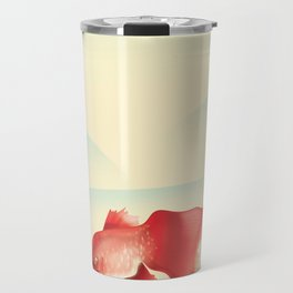 Japan Goldfish Travel Mug