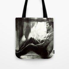 Through The Window I see: ... Tote Bag