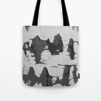 birch Tote Bags featuring Birch by vdell