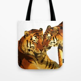 Love Cats Tote Bag