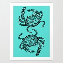 Sanders Art Print