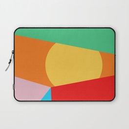 Circle Series - Summer Palette No.1 Laptop Sleeve