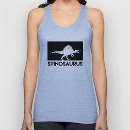 Spinosaurus Dinosaur Unisex Tank Top
