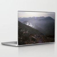 the national Laptop & iPad Skins featuring Angeles National Forest by Kevin Russ