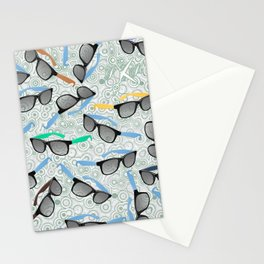 80's Shades Stationery Cards